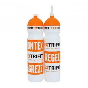 Бутылка Bottle Long Nozzle  - 1000 ml , Extrifit  (Чехия)
