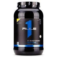 Сывороточный протеин , R1 Whey Blend - 908 g , Rule 1 , CША