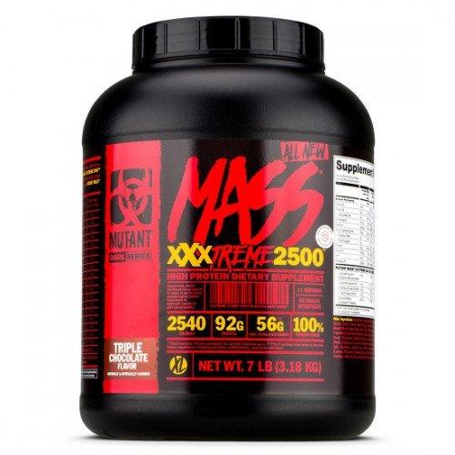 Гейнер, Mass Extreme 2500 - 3  kg, Mutant