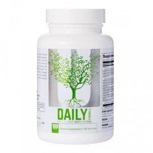 Мультивитаминный комплекс , Daily Formula 100 tab , Universal Nutrition , CША