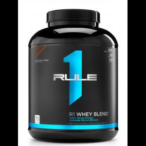 Сывороточный протеин , R1 Whey Blend - 2,27 kg , Rule 1 (CША)
