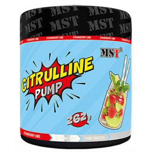 Цитрулин  , Citrulline Pump - 262 g , MST (Германия)