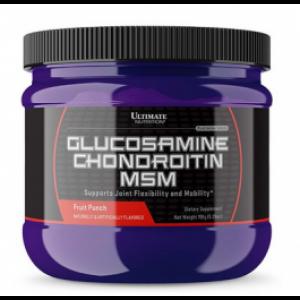 Хондропротекторный комплекс , Glucosamine And Chondrotine And Msm - 158 g , Ultimate Nutrition (США )