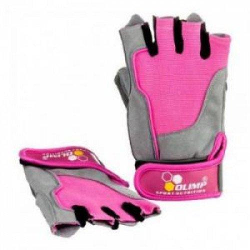 Перчатки Hardcore Fitness ONE  - Розовый Olimp Nutrition