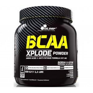 Аминокислоты BCAA, BCAA Xplode - 500  g, Olimp Sport Nutrition
