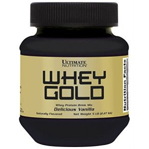 Протеин , Whey Gold - 34 g , Ultimate Nutrition (США )